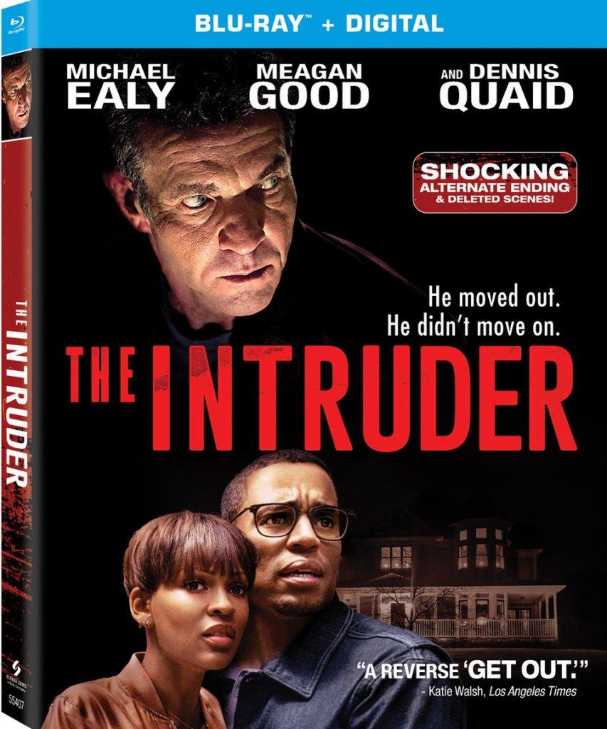the intruder movie dvd cover