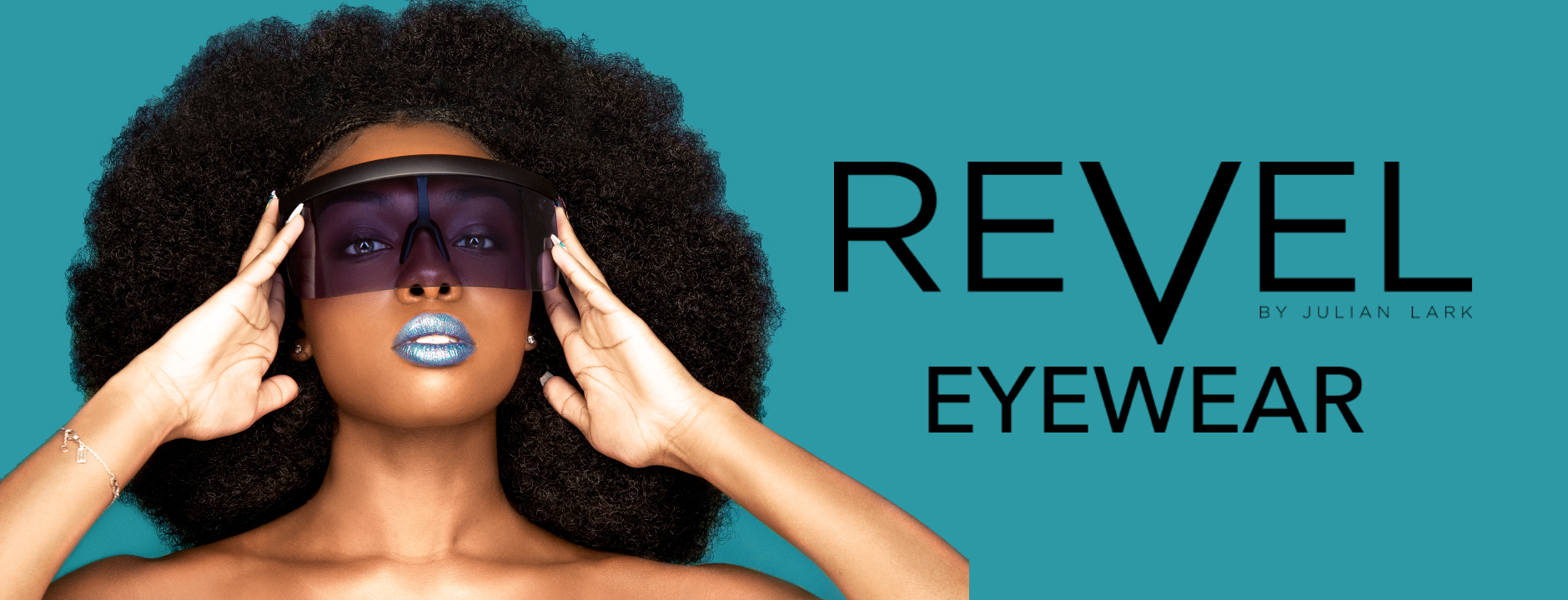 revel eyewear banner