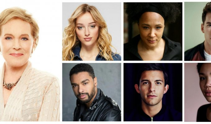 bridgerton cast
