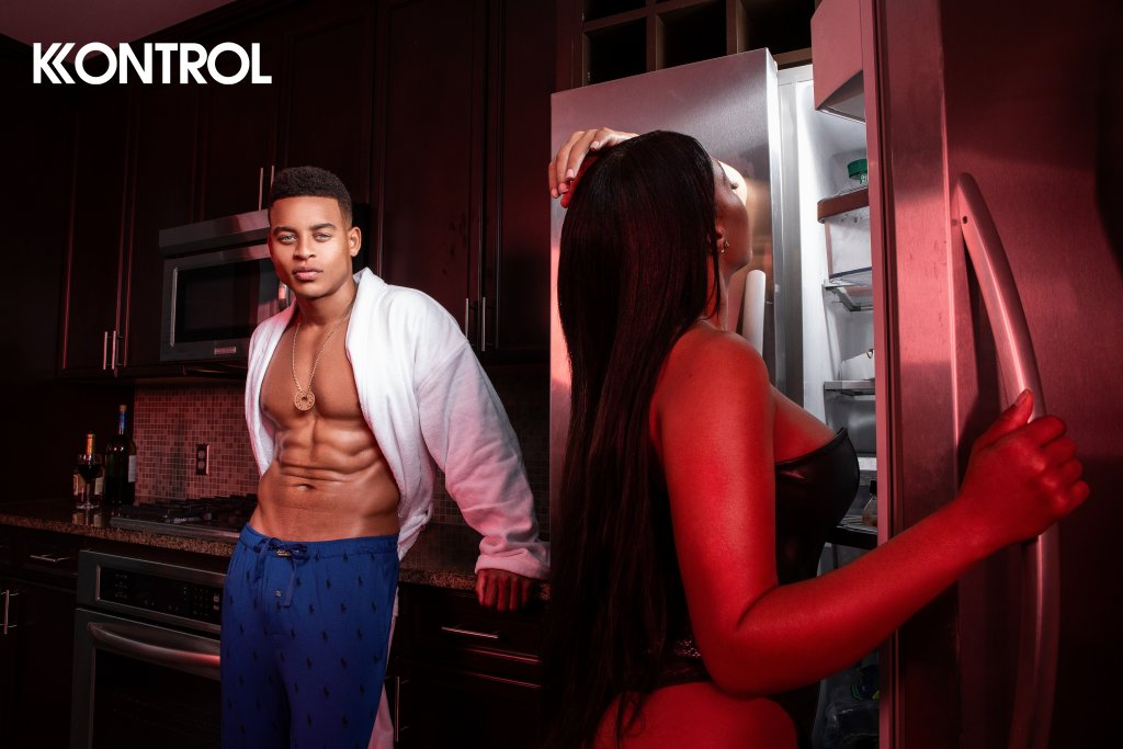 Kontrol Homme Cover: Robert Ri'Chard