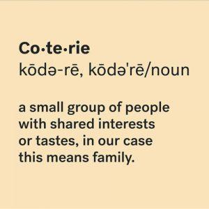 coterie for Kontrol Mompreneur
