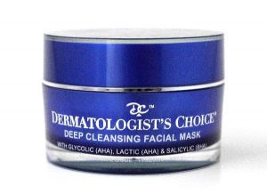 DEEP CLEANSING FACIAL MASK WITH GLYCOLIC
