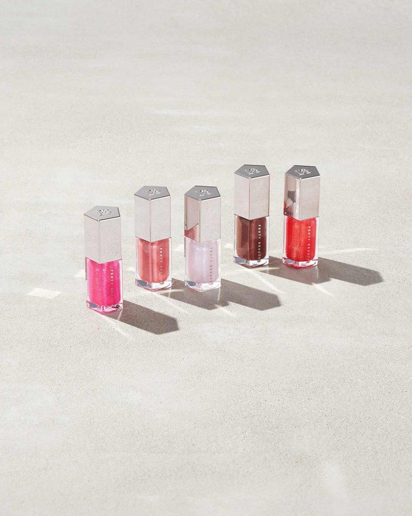 Fenty Beauty Lip Gloss blac chyna beauty tips kontrol magazine