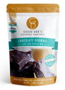 Good Dee's Chocolate Brownie Mix