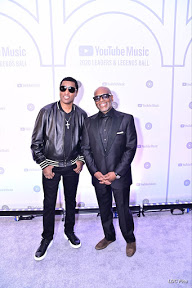 LA Reid and Baby Face