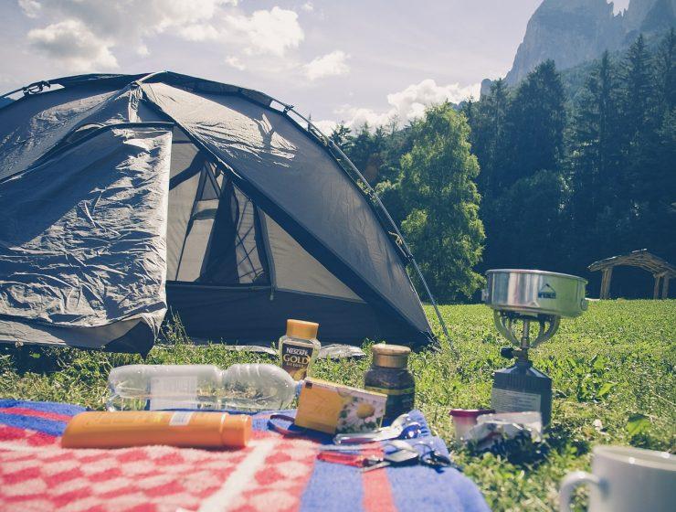 Family Camping Hacks & Tips