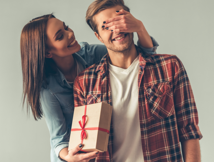 Great Naughty Gift Ideas for Your Guy