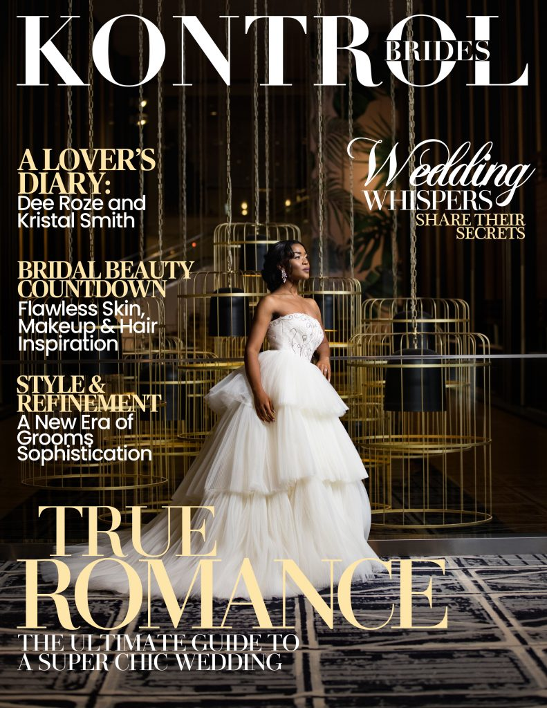 Kontrol Brides True Romance Issue